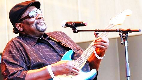 Blues: Big Jack Johnson at Tramps, 1998