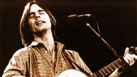 Rock: Jackson Browne at Madison Square Garden