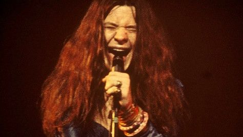 Rock: Remembering Janis Joplin