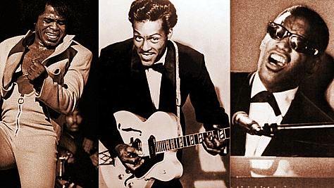 Rock: Three Kings of Rock 'n' Soul Playlist