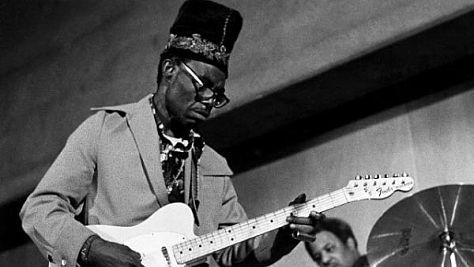 Blues: J.B. Hutto's Raucous Slide Style