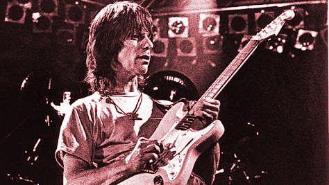 Bill Graham: Happy Birthday, Jeff Beck!