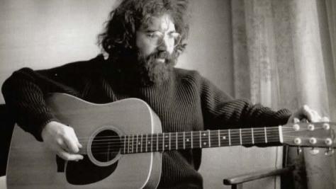 Folk & Bluegrass: Jerry Garcia Acoustic Band's First Show