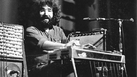Country: Jerry Garcia's Country Flair
