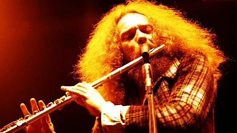 Rock: Jethro Tull's 'Under Wraps' Tour