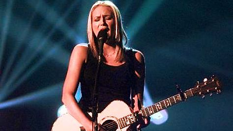 Folk & Bluegrass: Jewel at Woodstock, 1999