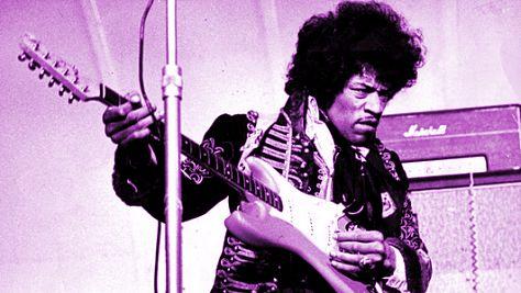 Rock: A Purple Haze Playlist