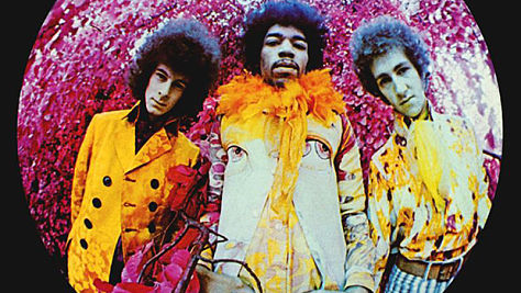Featured: Jimi Hendrix Experience in 1968