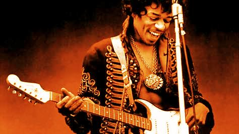 Rock: Jimi Hendrix In Memoriam