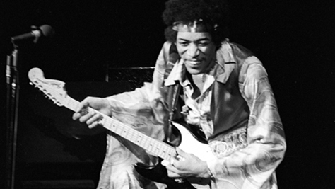 Rock: Hendrix in Berkeley, 1970