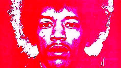 Rock: Jimi Hendrix Experience at Winterland, 1968