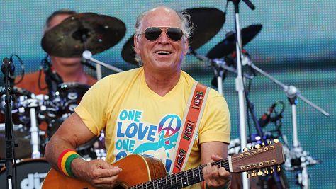 Rock: Video: Jimmy Buffett at Newport, 2008