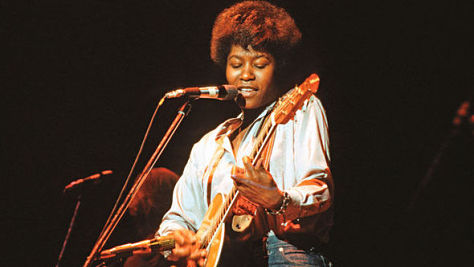 Rock: Joan Armatrading at the Bottom Line, 1977