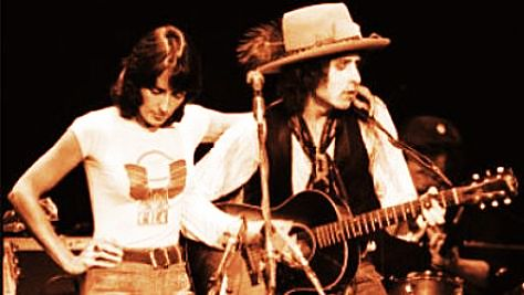 Folk & Bluegrass: Bob Dylan & Joan Baez Together Again, 1975