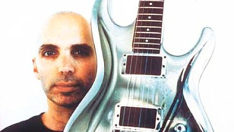 Rock: Joe Satriani's Mondo-Chops