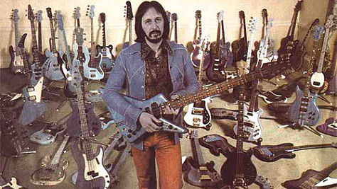 Interviews: John Entwistle on his own