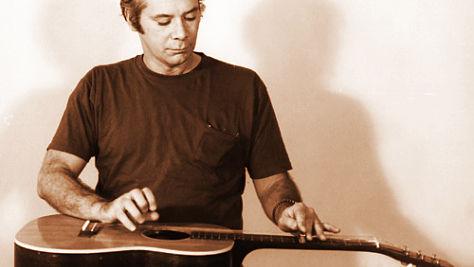 Folk & Bluegrass: John Fahey at Amazingrace, 1974