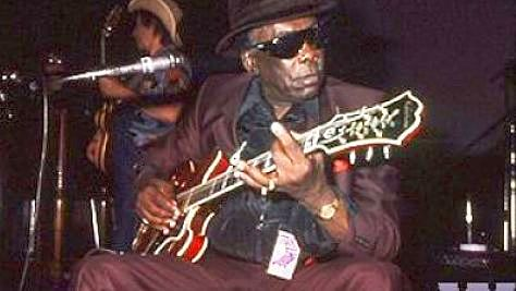 Blues: John Lee Hooker at Newport, 1991