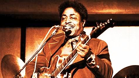 Blues: Johnny Shines' Delta Muse