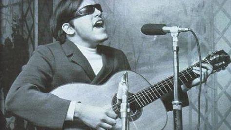 Folk & Bluegrass: Jose Feliciano at the Ash Grove