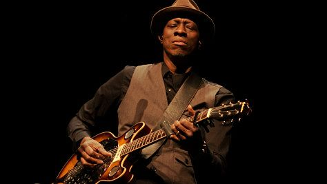 "Blues: Keb' Mo' In A ""Dangerous Mood"""