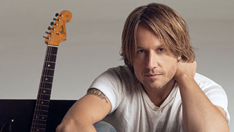 Country: Keith Urban at Tramps, 1999