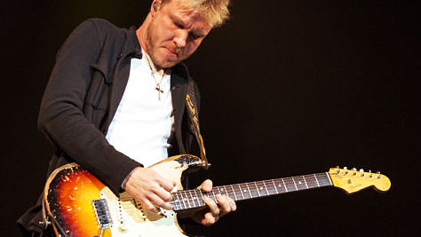 Blues: Kenny Wayne Shepherd, Guitar Slinger