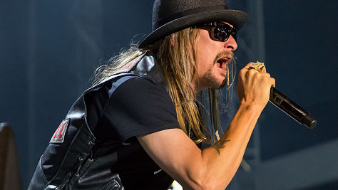 Rock: Video: Kid Rock at Woodstock