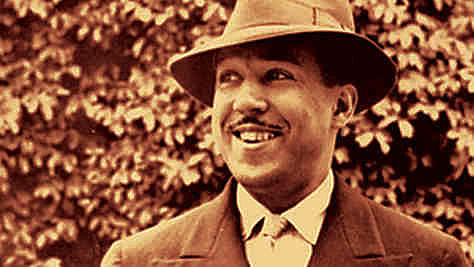 Blues: Langston Hughes Loves the Blues
