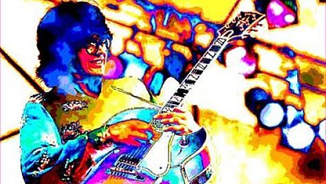Jazz: Just Added: Larry Coryell at the Hedges, '73