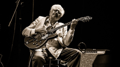 Great American: Farewell, Larry Coryell