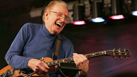 Jazz: Les Paul at Iridium, 2003