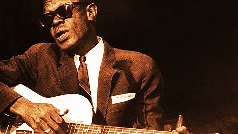 Blues: Lightnin' Hopkins at the Ash Grove