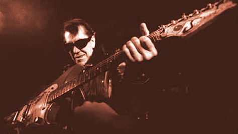Rock: Video: Link Wray at Winterland, 1974