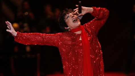 Featured: Happy Birthday, Liza Minelli!