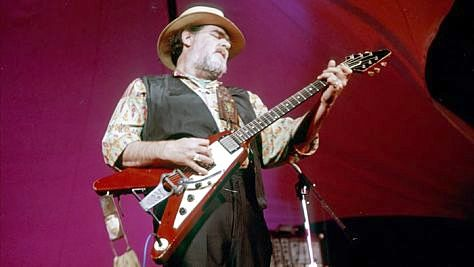 Blues: Lonnie Mack's Six-String Wham!