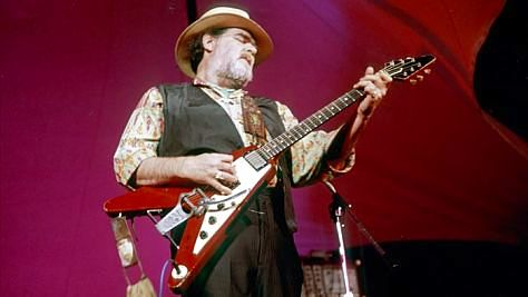 Blues: Lonnie Mack's Memphis Wham!