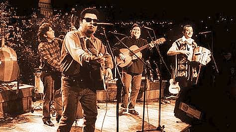 Rock: Los Lobos at Black Oak Ranch