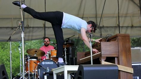 Indie: Low Cut Connie's Daytrotter Session