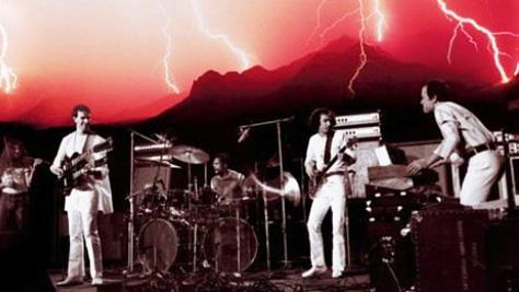 Rock: Mahavishnu Orchestra in D.C.