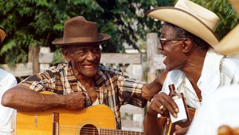 Blues: Mance Lipscomb and Lightnin' Hopkins
