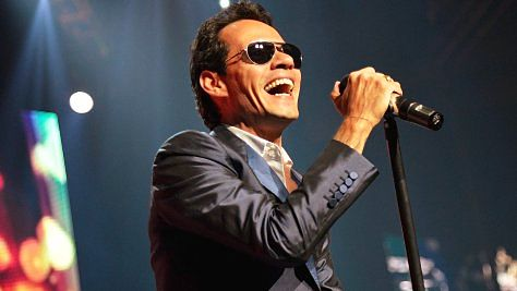 Folk & Bluegrass: Marc Anthony at Madison Square Gaden