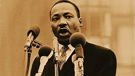 Rock: A Celebration of Martin Luther King