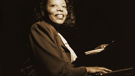 Jazz: Mary Lou Williams at Philharmonic Hall