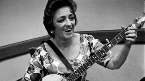 Folk & Bluegrass: Maybelle Carter in 1963