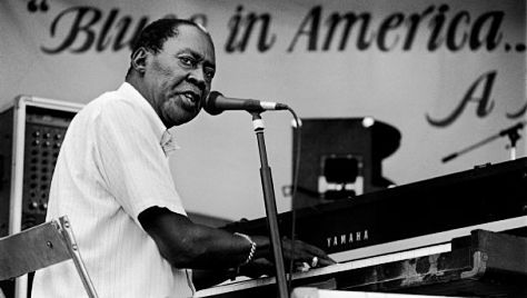 Blues: Memphis Slim at Newport, 1965