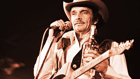 Country: Merle Haggard & the Strangers in Dallas