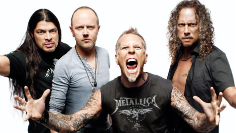 Rock: Metallica's Iron-Fisted Reign