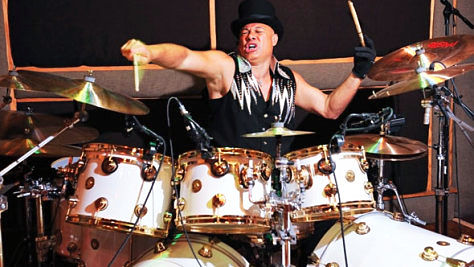 Rock: Narada Michael Walden at San Quentin
