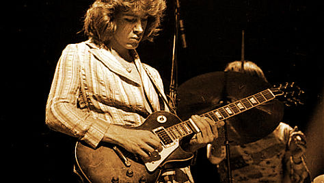 Blues: Mick Taylor, Strictly the Blues